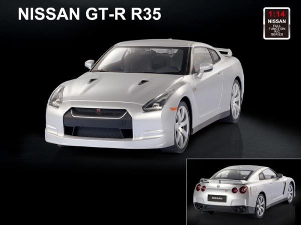 Nissan GTR R35 1:14