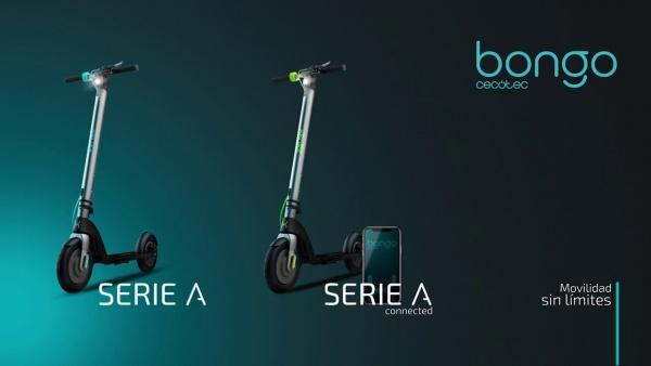 Elektrická koloběžka Bongo Serie A Connected