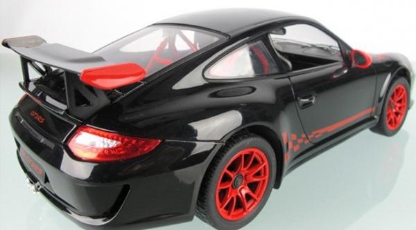 Porsche 911 GT3 RS, černá 1/14, RC auto