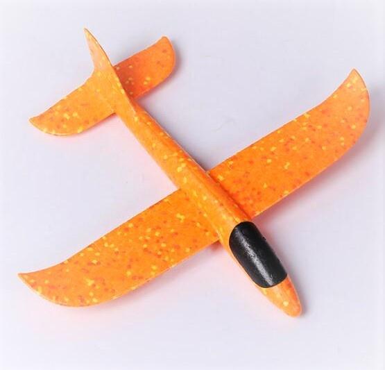 Pružné házedlo 48cm - oranžové