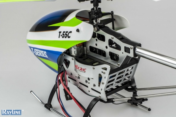 MJX T655C - oblíbený obří vrtulník s WIFI kamerou C 4005