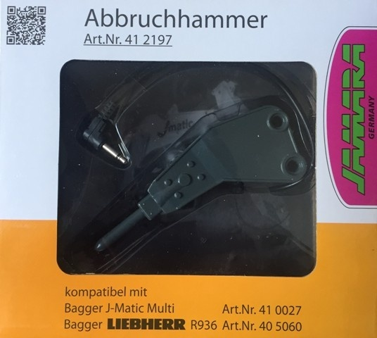 Bourací kladivo pro bagr LIEBHERR R936