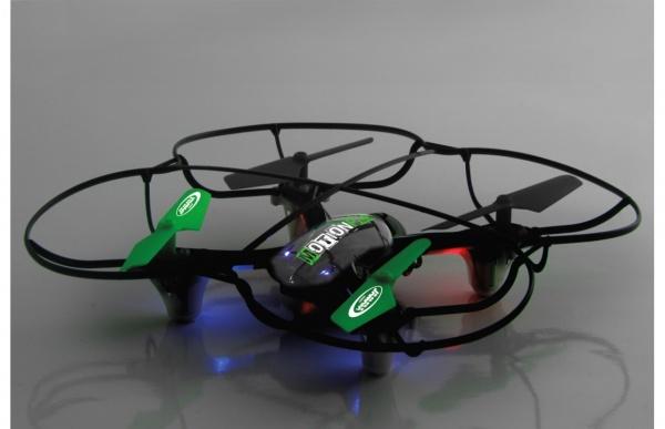 MotionFly dron s revolučním senzorovým ovladačem
