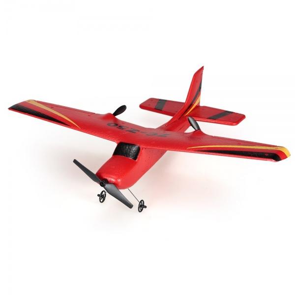 Letadlo S50 s dálkovým ovládáním 2,4 GHz s baterií Lipo