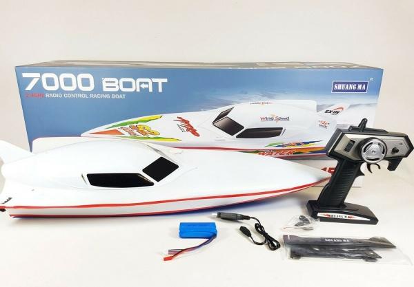 RC člun Wing speed 7000