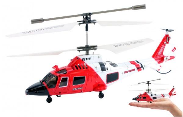 Mini vrtulník Augusta
