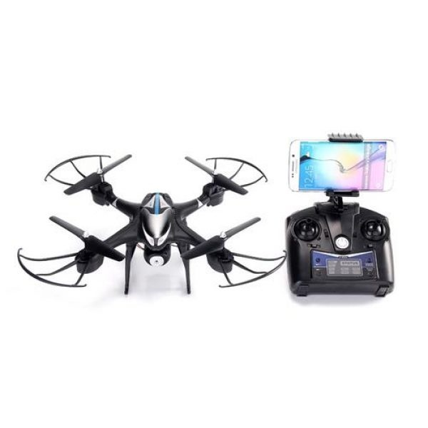 T30CW RC dron s barometrem, naklápěcí Wifi-HD kamerou