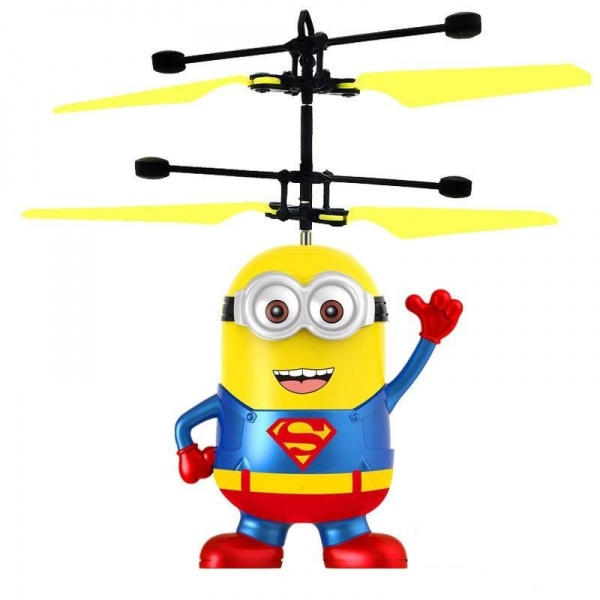 Létající SUPERHRDINA - Superman