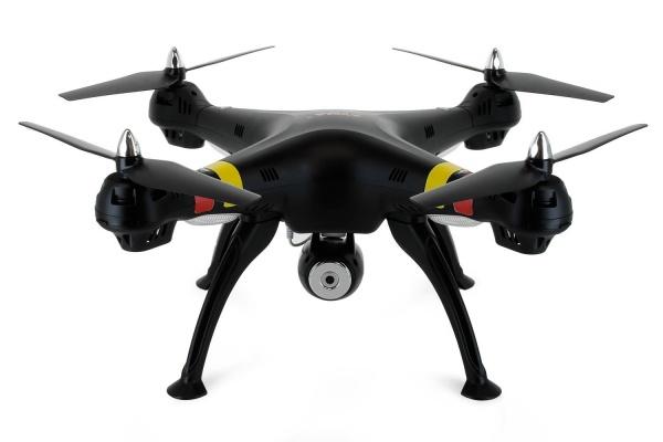 SYMA X8  - Velký dron s dlouhou dobou letu