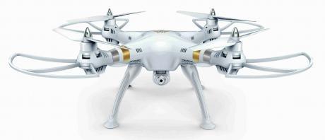 T70CW RC dron s naklápěcí HD kamerou, barometrem a tlačítkem návratu