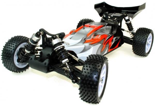 VRX Spirit PRO 2,4Ghz - střídavý motor 60km/h