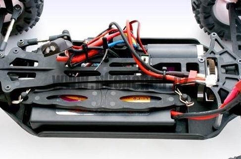 Truggy Truck blade PRO - 2,4Ghz
