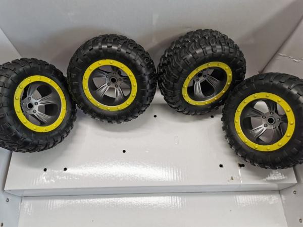 Kola s diskem 13,5cm - 4ks
