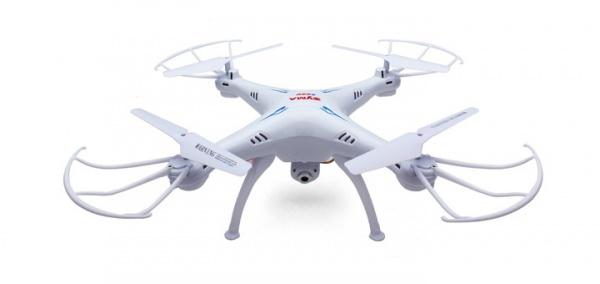 Syma X5Cs PRO - 40 minut letu - HD kamera