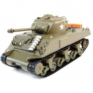 RC TANK 1:30 USA M4A3 SHERMAN