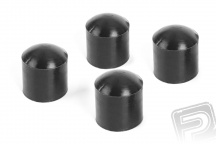 SPARK - Ochranný kryt motorů (4ks) (černá)