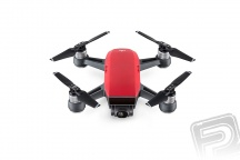 DJI - Spark (Lava Red version)