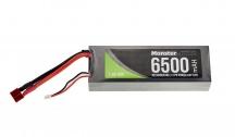 Akumulátor 7,4V 6500mah 45C Hardcase LiPo