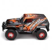 RC Auto Extreme-2 4WD RTR 1:12 - ORANŽOVÁ