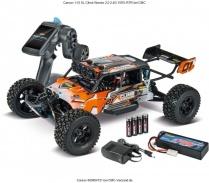 XL CLIMB WARRIOR 4WD 1:10 oranžový