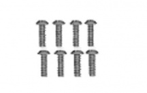 Round Head Screw M2x6 - 68039