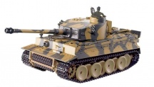 GERMAN TIGER 1/24 - airsoft tank - zelený