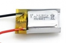 LiPo 3.7V 90mAh – S5-14 akumulátor