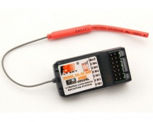 Přijímač FlySky FS-R6B 6CH 2.4GHz