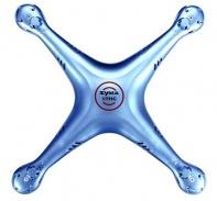 Skelet modrý - X5HC-01B