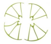ochrany vrtulí zelená - X5HC-04A