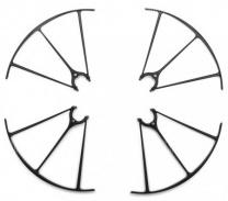 Ochrany vrtulí černé- X5HC-04B
