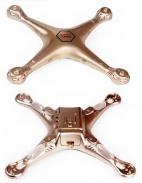Skelet kompletní zlatý - X8HG-01Y