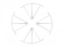 Ochrany vrtulí bílé - X5UW-05