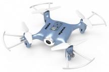Syma X21W 2,4GHz - mini dron s barometrem a WIFI kamerou - modrý