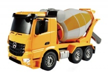 Domíchávač MIX Mercedes-Benz Arocs 1:26 2.4GHz