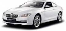 BMW 6 RASTAR 1:14 - bílé