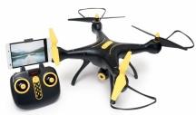 X8SW-LE černá edice, autostart/přistání, HD kamera s přenosem