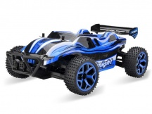 X-Knight Truggy FIERCE 1:18 RTR, 4WD - Modrá