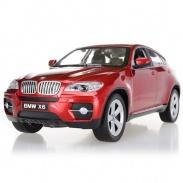 (OUTLET 16951) BMW X6  - červený nový, jen otestováno
