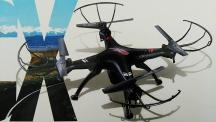 Dron CX-022W WIFI-HD kamera + barometr + 15 minut letu