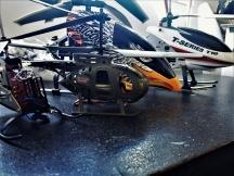 Mix vrtulníků