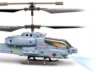 RC vrtulník Syma AIR FORSE AH-1 3ch infra