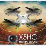 SYMA X5cH PRO - 50 minut letu + barometr + HD kamera
