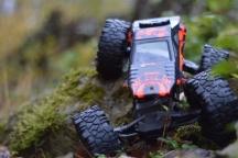 DF-Crawler 4WD RTR - černý, verze 2019