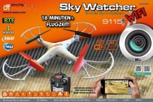 (OUTLET 45589) - Sky Watcher 3 - FPV WiFi - použitý