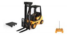 Vysokozdvižný vozík 1/8 na dálkové ovládání - poškozený pohon