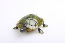 Želva na dálkové ovládání - ulomený vypínač