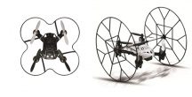 Ninja hybrid - mini šplhací dron - Otestováno