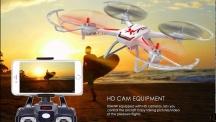 Dron SYMA X54HC + HD kamera + barometr (vypínatelný)