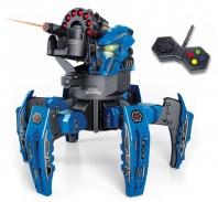 SPACE WARRIOR - robot střílející soft náboje - rozbaleno